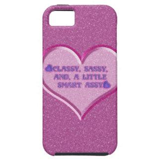 iPhone 5 Case Coeur impertinent