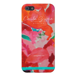 iPhone 5 Case Copie de Bouganvillea