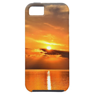 iPhone 5 Case Coucher du soleil
