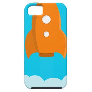 iPhone 5 Case Décollage de bateau de Rocket