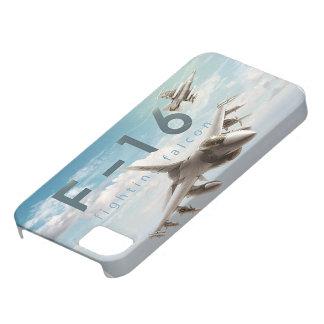 iPhone 5 Case Faucon F-16 de combat