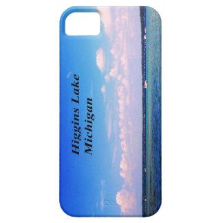 iPhone 5 Case Higgins le lac Michigan
