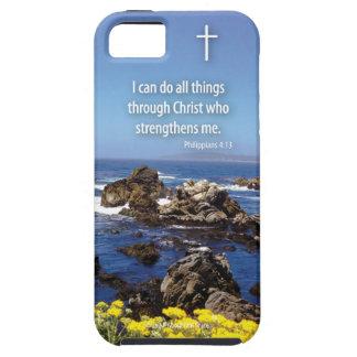 iPhone 5 Case Je peux faire tout des choses. cas de téléphone de