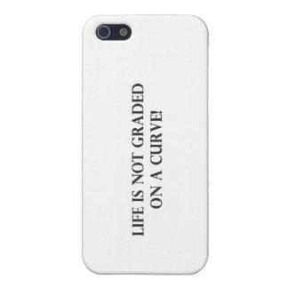 iPhone 5 Case La vie n'est pas évaluée sur un Curve.pdf