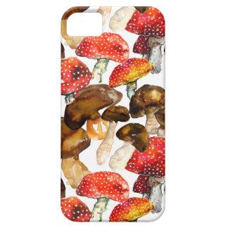 iPhone 5 Case L'aquarelle répand motif mignon de chute