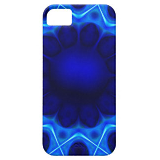 iPhone 5 Case laser bleu #3