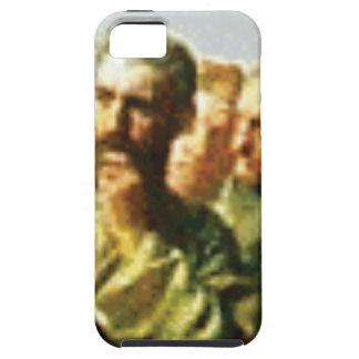 iPhone 5 Case L'homme frotte son menton