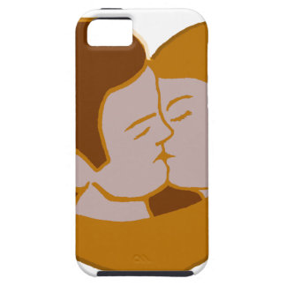 iPhone 5 Case LOVE GOLD Création Louis RUNEMBERG Adagp
