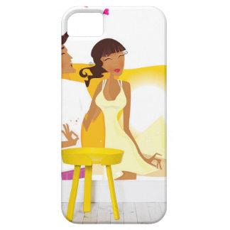 iPhone 5 Case Lune de miel d'été
