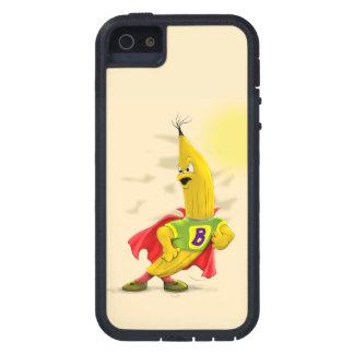 iPhone 5 Case M. Se ÉTRANGER d'iPhone de BANANE + iPhone 5/TOUGH