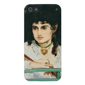 iPhone 5 Case Manet   le balcon, détail, 1868-9