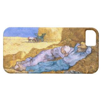 iPhone 5 Case Midi de Vincent van Gogh |, la sièste, après