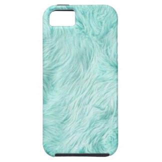 iPhone 5 Case Motif brouillé bleu