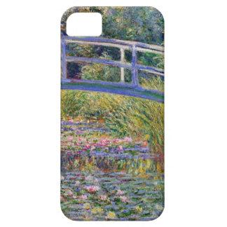 iPhone 5 Case Nénuphars par Monet