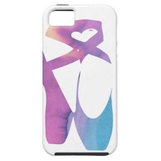 iPhone 5 Case Pantoufles de Releve 1