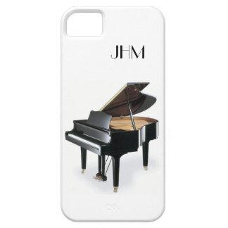 iPhone 5 Case Piano à queue fait sur commande de musique