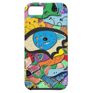 iPhone 5 Case Portail psychique