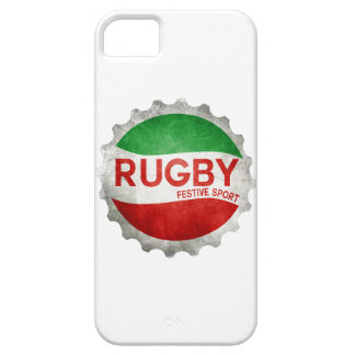 iPhone 5 Case rugby basque festive sport