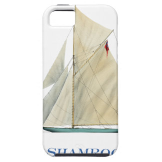 iPhone 5 Case Shamrock 1899