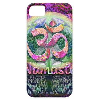 iPhone 5 Case Symbole de paix de Namaste