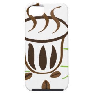 iPhone 5 Case Temps de café