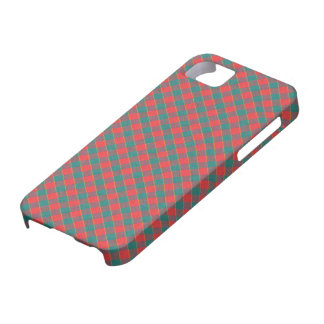 iPhone 5 Case Texture de tissu