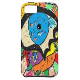 iPhone 5 Case Tout l'oeil sachant