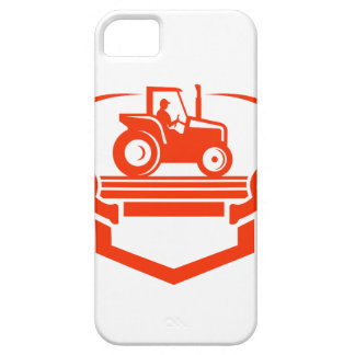 iPhone 5 Case Tracteur d'Antler de cerfs communs de queue