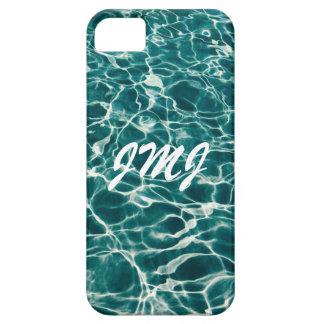 iPhone 5 Case Vagues fraîches de piscine