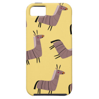 iPhone 5 Case Vanille de lamas