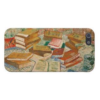 iPhone 5 Case Vincent van Gogh | les livres jaunes, 1887