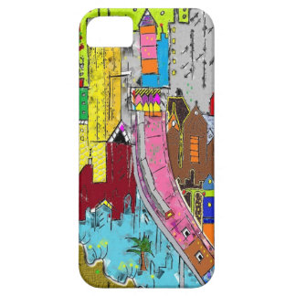 iPhone 5 Case Vision Medellin Colombie