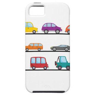 iPhone 5 Case voitures