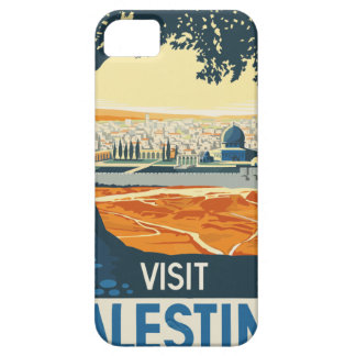 iPhone 5 Case Voyage vintage Palestine