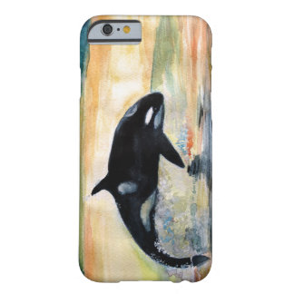 iPhone 6/6s de baleine d'orque, à peine là Coque iPhone 6 Barely There