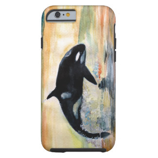 iPhone 6/6s de baleine d'orque, dur Coque iPhone 6 Tough