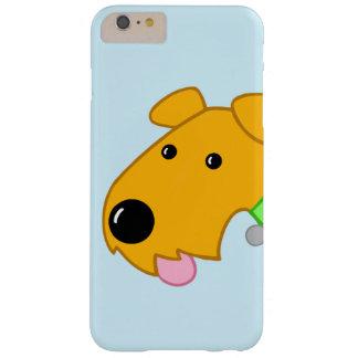iPhone 6/6s de chien d'Airedale Terrier de plan Coque iPhone 6 Plus Barely There