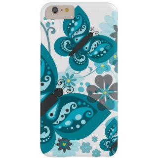 iPhone 6/6S de papillons et de fleurs+ Cas à peine Coque iPhone 6 Plus Barely There