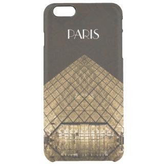iPhone 6/6S de pyramide de Louvre plus le cas Coque iPhone 6 Plus