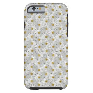 iPhone 6 6s marguerites mignonnes sur toute la Coque Tough iPhone 6
