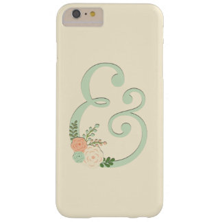 iPhone 6/6s plus le cas chic minable d'esperluète Coque Barely There iPhone 6 Plus