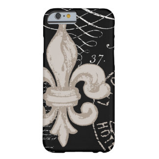 iPhone 6 coque-Cru Fleur de Lis Coque iPhone 6 Barely There
