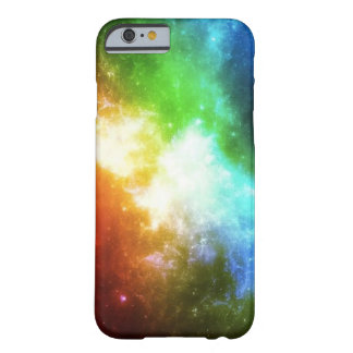 iPhone 6 de caisse de galaxie/espace Coque Barely There iPhone 6