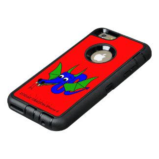 iphone 6 de dragon de zodiaque coque OtterBox iPhone 6 et 6s plus