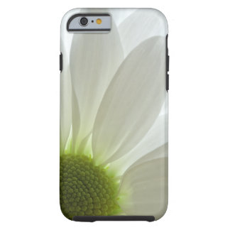 iPhone 6 de pétales de marguerite blanche Coque iPhone 6 Tough