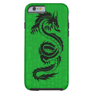 iPhone 6 Tough™ de dragon vert Coque iPhone 6 Tough