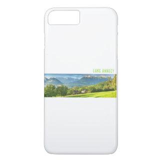 iPhone 7 d'Annecy de lac+ À peine là cas Coque iPhone 7 Plus