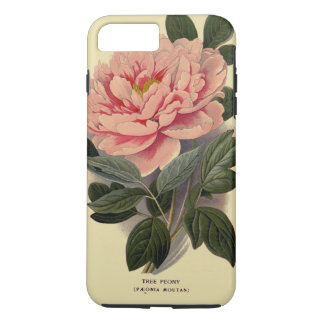 iPhone 7 de pivoine plus, dur Coque iPhone 7 Plus