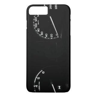 iPhone 7 plus, caisse d'Apple de voiture de Coque iPhone 8 Plus/7 Plus