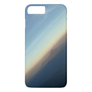iPhone 7 plus, ciel d'Apple de cas de téléphone Coque iPhone 8 Plus/7 Plus